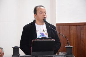 O Presidente João Batista defendeu a importância da participação dos jovens na política
